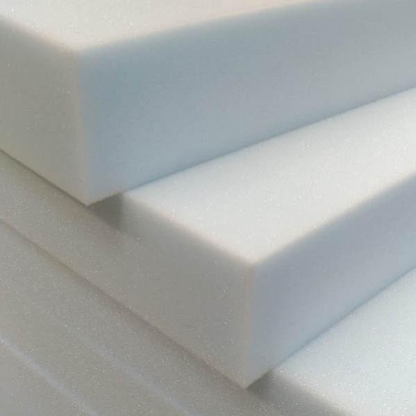 Plaque mousse 24 kg dimension 120 x 80 x 8 cm pour assise - Plaque de mousse pour canape ...
