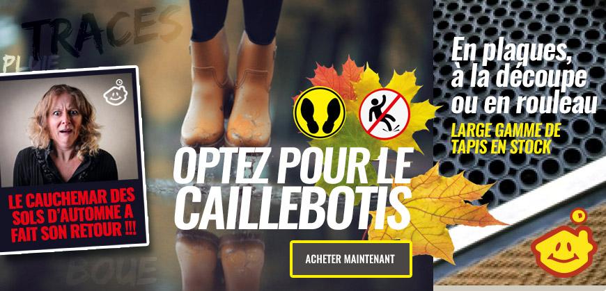Annonce Caillebotis