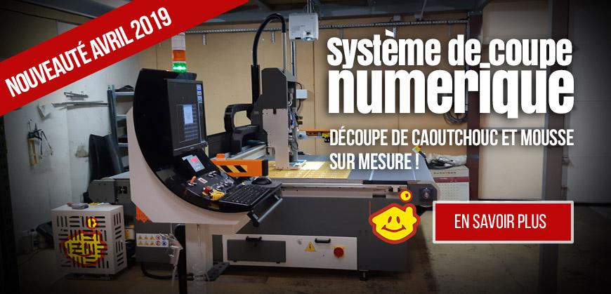 systeme Decoupe Numerique